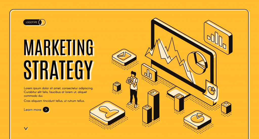 Planning marketing strategy service