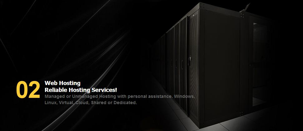 Web Hosting Reliable Hosting Services! SunWebTechnologies